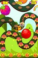 Screenshot of Cartoon Fruit Saga