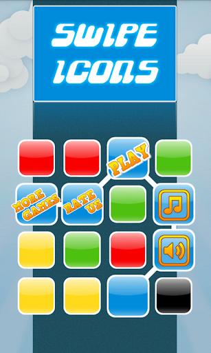 Swipe Icons