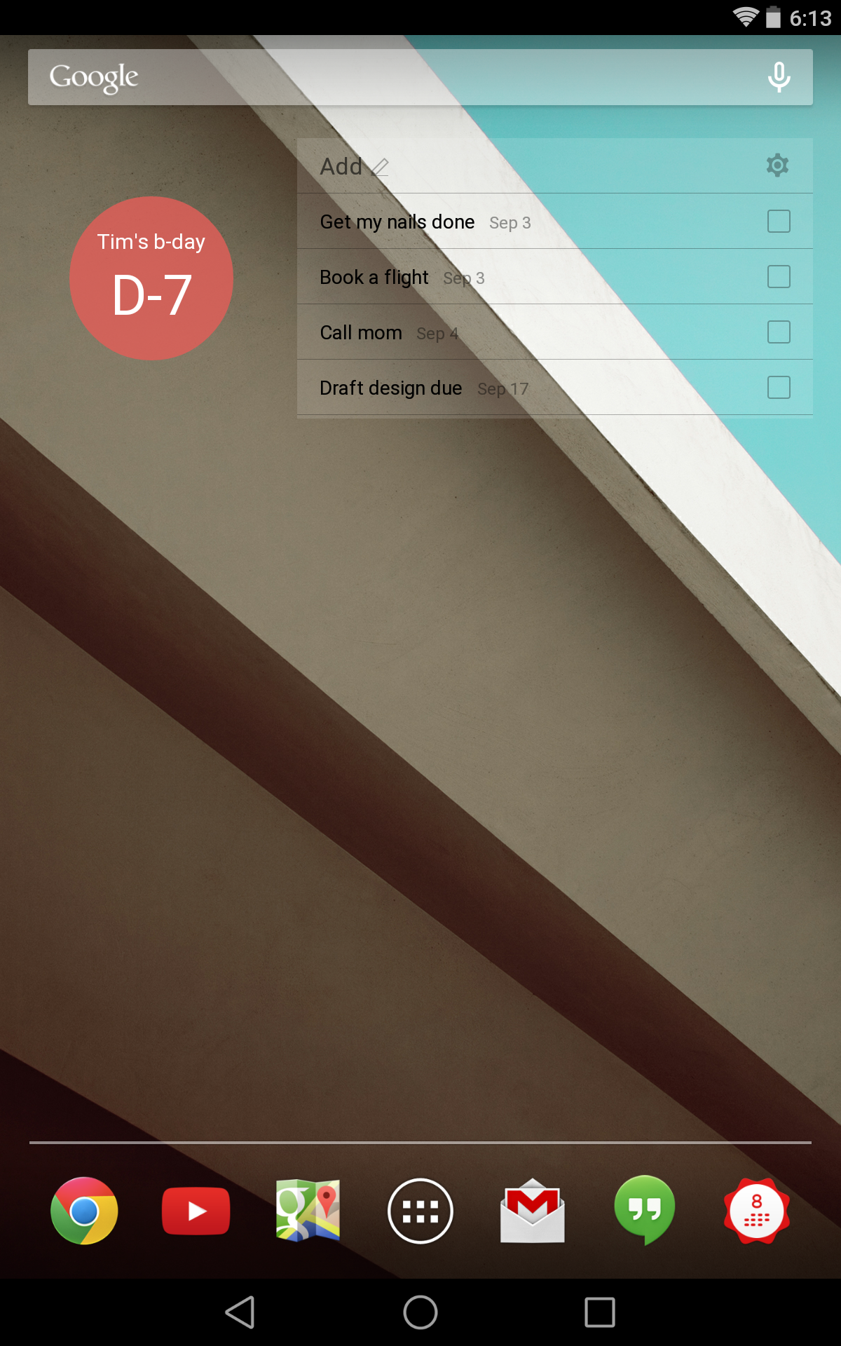 SolCalendar - Calendar / To do screenshot #14