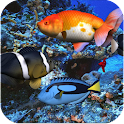 Aquatic Fish Live Wallpaper icon