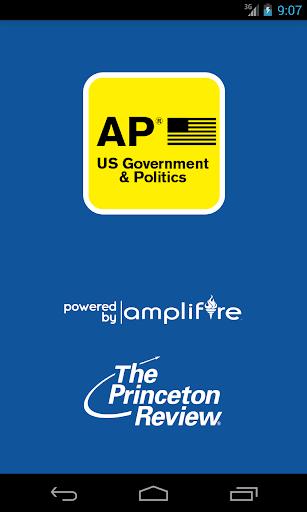 AP US Gov Politics Exam Prep