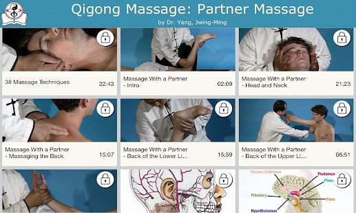 Qigong Massage: Partner- screenshot thumbnail