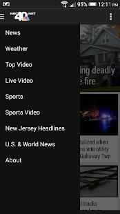 NBC40 News - screenshot thumbnail