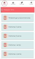 Screenshot of Smartfren Customer Info