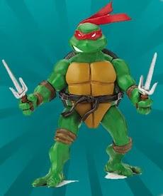 Ninja Turtles Splash Gameのおすすめ画像1