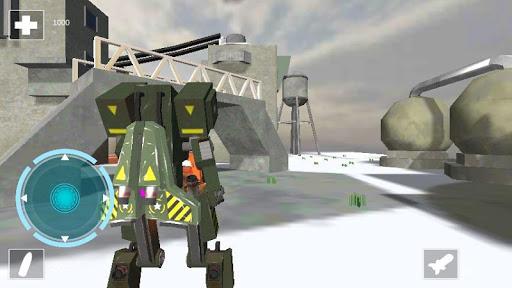 機器人戰士