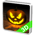 Creepy Pumpkin  Live Wallpaper icon