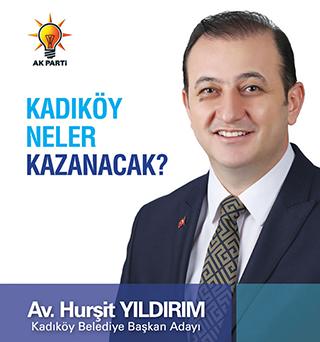 Av. Hurşit YILDIRIM AK PARTİ