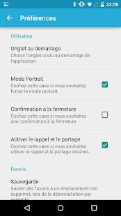 Horaires Me ! (Paris) - screenshot thumbnail