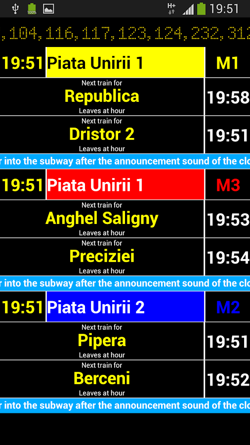Bucharest Metro Guide - Android Apps on Google Play