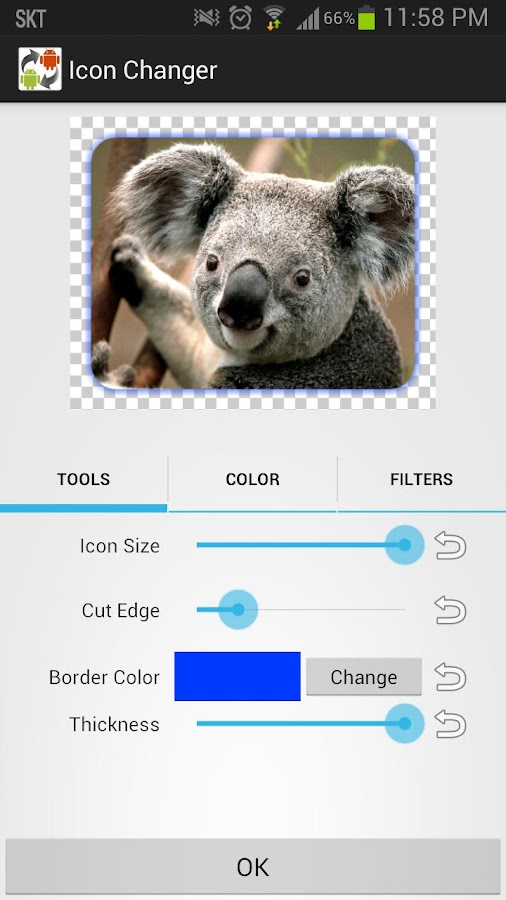 Icon Changer free- screenshot