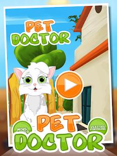 寵物醫生 - 寵物救援趣味遊戲 kids abc 123