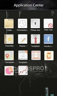 GO SMS Pro Theme Thief - KP- screenshot thumbnail