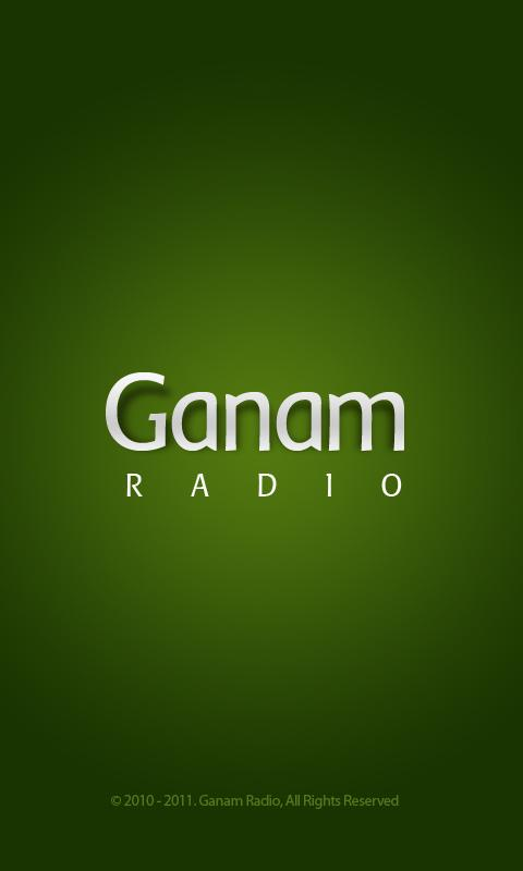 Ganam Malayalam Radio- screenshot