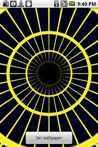 Abyss 3D Live Wallpaper