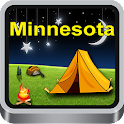 Minnesota Campgrounds icon