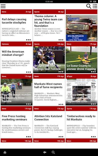玩新聞App|Herald Banner- Greenville, TX免費|APP試玩