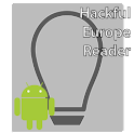 Hackful Europe Reader logo