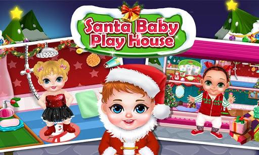 Santa Baby Christmas Party