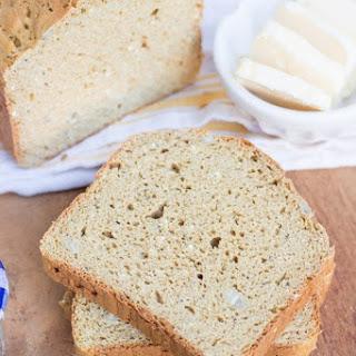High Protein Quinoa Bread