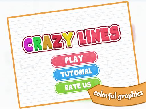 玩免費休閒APP|下載Crazy Lines app不用錢|硬是要APP