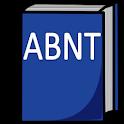 Referência Bibliográfica ABNT logo