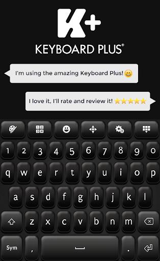Keyboard Plus Smartphone