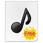 Simple MP3 widget Player Free icon