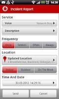 Screenshot of SmartFeedback