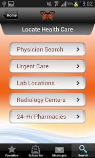 Monarch CareFinder Version 3.0 - screenshot thumbnail