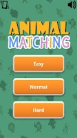 Screenshot of Animal Matching for Toddlers