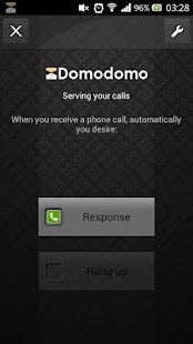 Domodomo - Serving your calls- screenshot thumbnail