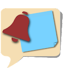 Alarm Sticky Note (reminder) icon