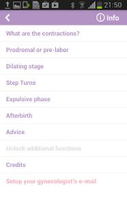 玩免費醫療APP|下載i Contractions Companion app不用錢|硬是要APP