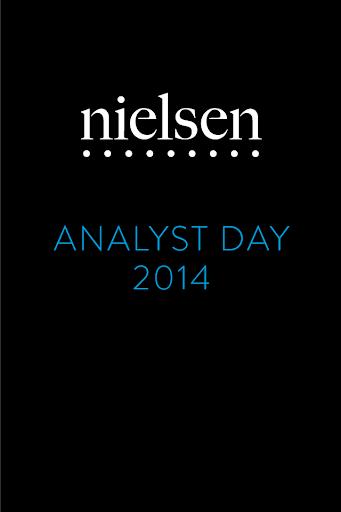 Nielsen Analyst Day 2014