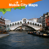 Venice Street Map