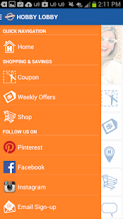 Hobby Lobby Stores - screenshot thumbnail