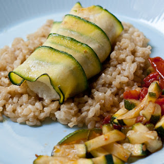 Zucchini-Wrapped Fish