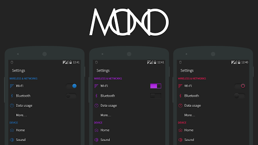 Mono Collection for CM11/PA v1.8