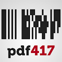 PDF417 Barcode Scan Demo App icon