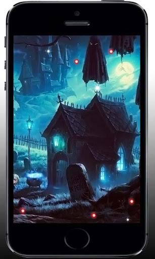Paranormal HD live wallpaper