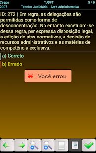 PCF0001 TJDFT Concurso Fácil - screenshot thumbnail