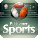 Bubbleator Sports Add-On logo