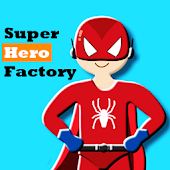 Super Hero Factory Game