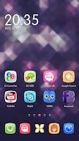 Screenshot of Cheerful GO Launcher Theme