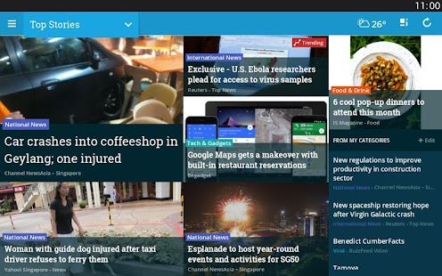 NewsLoop - screenshot thumbnail