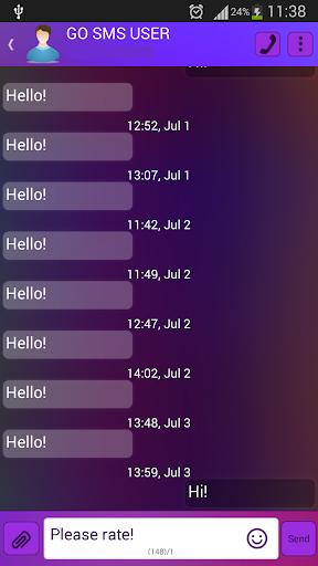 玩娛樂App|GO短信紫免費|APP試玩