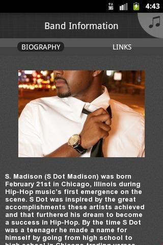 S. Madison - screenshot
