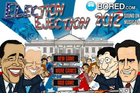 Election Ejection 2012 - screenshot