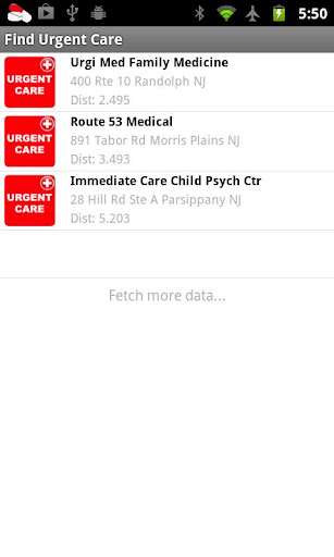 Find Urgent Care Centers